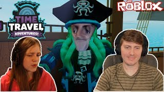 Roblox Time Travel Adventure!!! The Kraken can't stop us!!!!