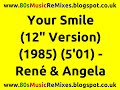 "Your Smile (12"" Version) - René & Angela 
