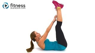 Cardio Workout At Home - Abs Workout and Bodyweight Cardio to Burn Fat Fast