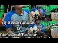 #VLOGkustik Coleclark custom double run VS Taylor Custom Double run  [kirim ke CIKARANG & CILACAP]