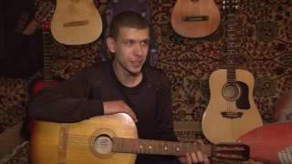 Под Саратовом живет музыкант-самоучка с голосом как у Владимира Высоцкого