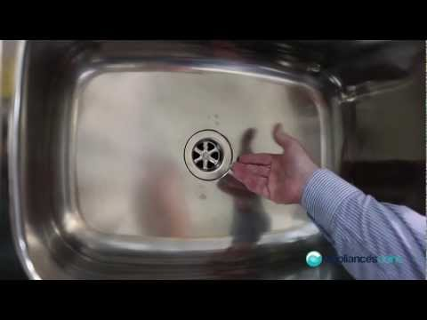 How to correctly install an Insinkerator food waste disposal unit in your home - Appliances Online