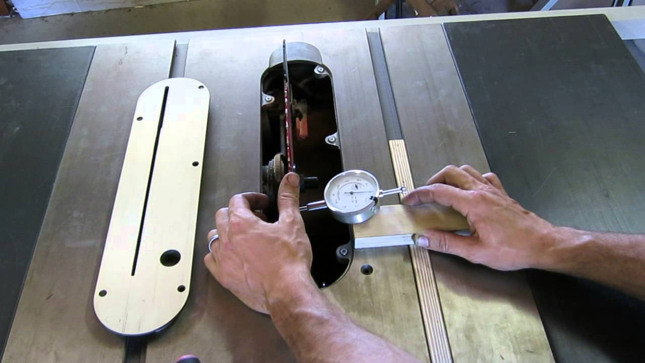 Ridgid r4512 table saw without blade alignment defect youtube greentooth Image collections