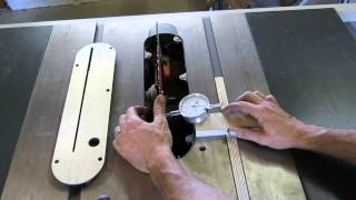 Ridgid R4512 Table Saw Without Blade Alignment Defect