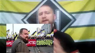 Феерично ОМ ТВ и ДИВ Раз ОбосралиСЬ за Русский Марш 2017 для Путина