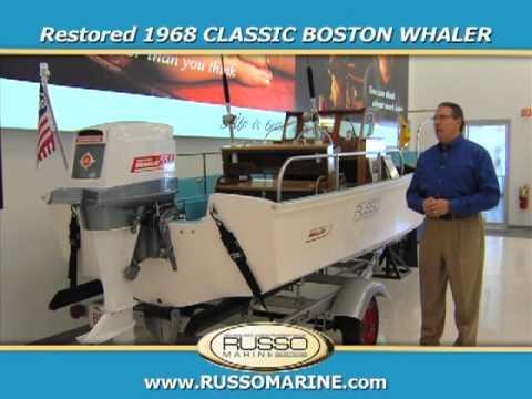 25 HP Boston Whaler Orientation Video by Santa Barbara