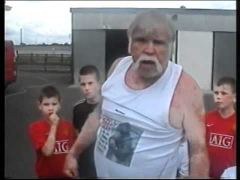 Irish Traveller Joe Joyce and family Pt. 2