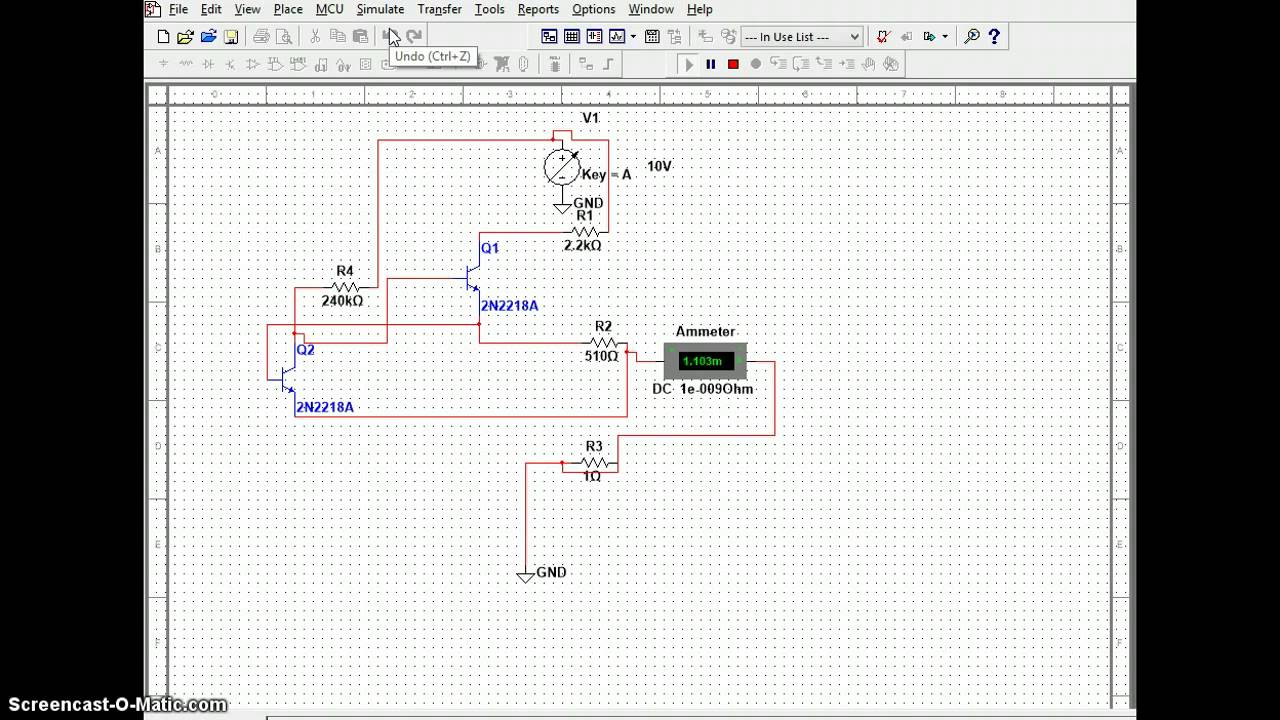 Current Limiter Circuit