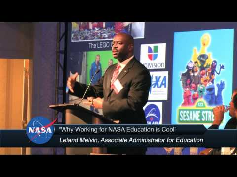Why Working for NASA Education is Cool