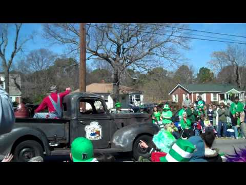 Hampton Roads - St Patrick's Day Parade