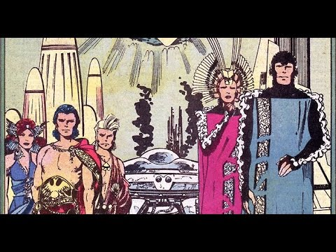 John Byrne Superman : World of Krypton comic book review