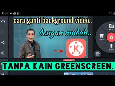 Assalamualaikum Warahmatullaahi Wabarakatuh. Di video ini akan berbagi Cara Merubah Background Video.