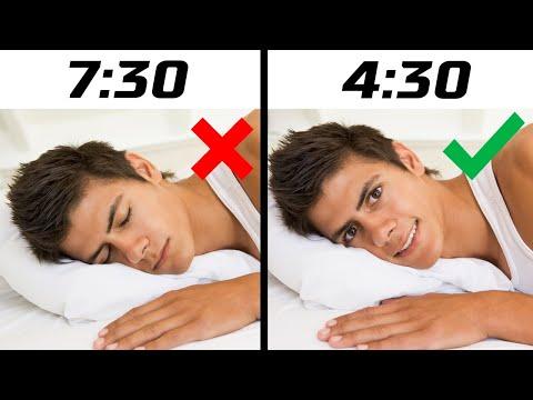Как Просыпаться Бодрым и Полным Энергии Каждое Утро