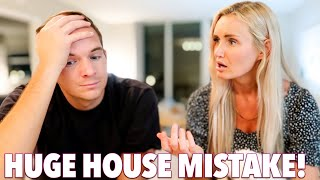 😱 HUGE HOUSE MISTAKE! WHAT TO KNOW BEFORE BUILDING A HOUSE OR BUYING A HOUSE? MAJOR HOME RENOVATION? screenshot 3