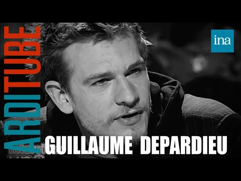 Interview Up and down Guillaume Depardieu - Archive INA