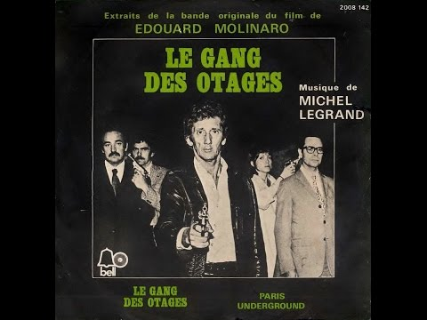 Le gang des otages (action movie)