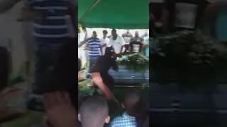 R.I.P Xavier Jovan Harris😓😇 I'm Lil Zay forreal best funeral of 2017
