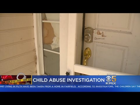 Police: 10 Children Rescued From Abuse In Fairfield Home