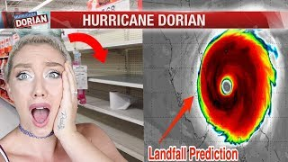 Preparing For Hurricane Dorian! EMERGENCY PREP What's Going To Happen To All My Animals?