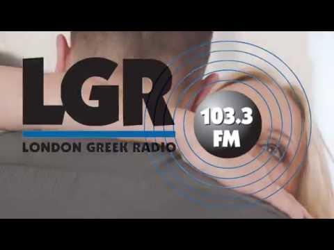 Peggy Zina LIVE on London Greek Radio / Η Πέγκυ Ζήνα ΖΩΝΤΑΝΑ στο London Greek Radio