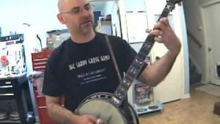 LOTW - Banjo lessons: Scruggs backup techniques (Part 2)