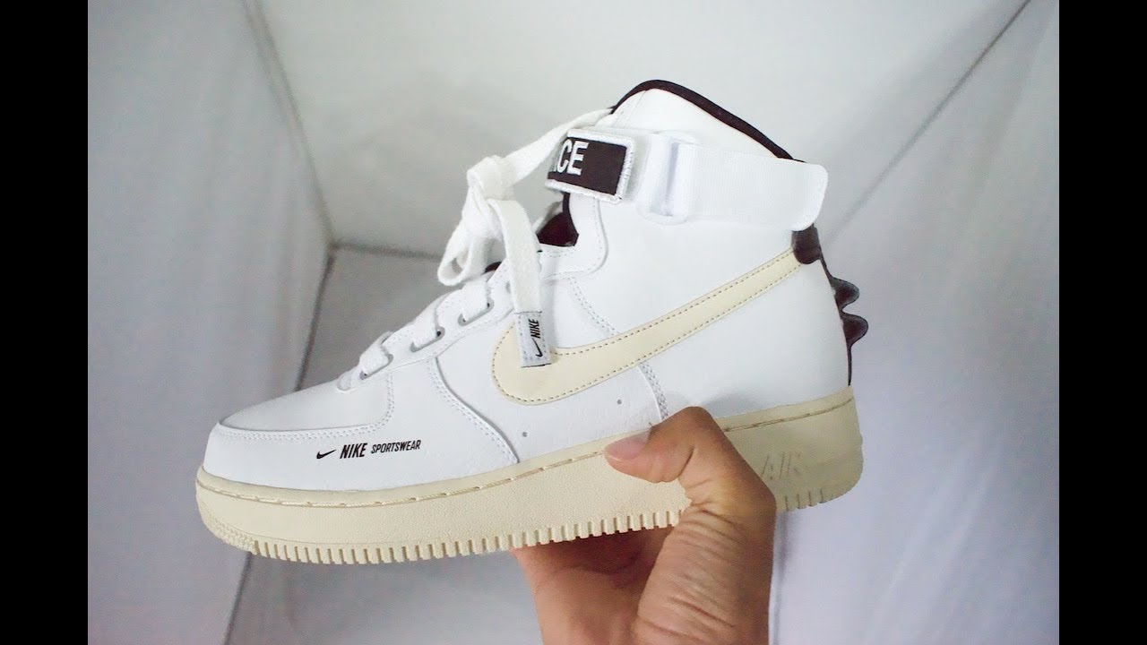 new styles 9b005 c0414 Nike Air Force 1 High Utility