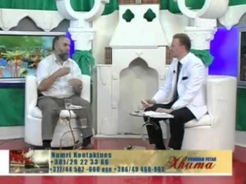 Emision - Pyetje Përgjigje në Ballkan TV - Hoxhë Mazllam Mazllami