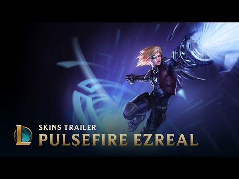 Pulsefire Ezreal | Skins Trailer - League of Legends