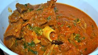 Andhra Mutton Curry - Mutton Pulusu w/ English Subtitiles