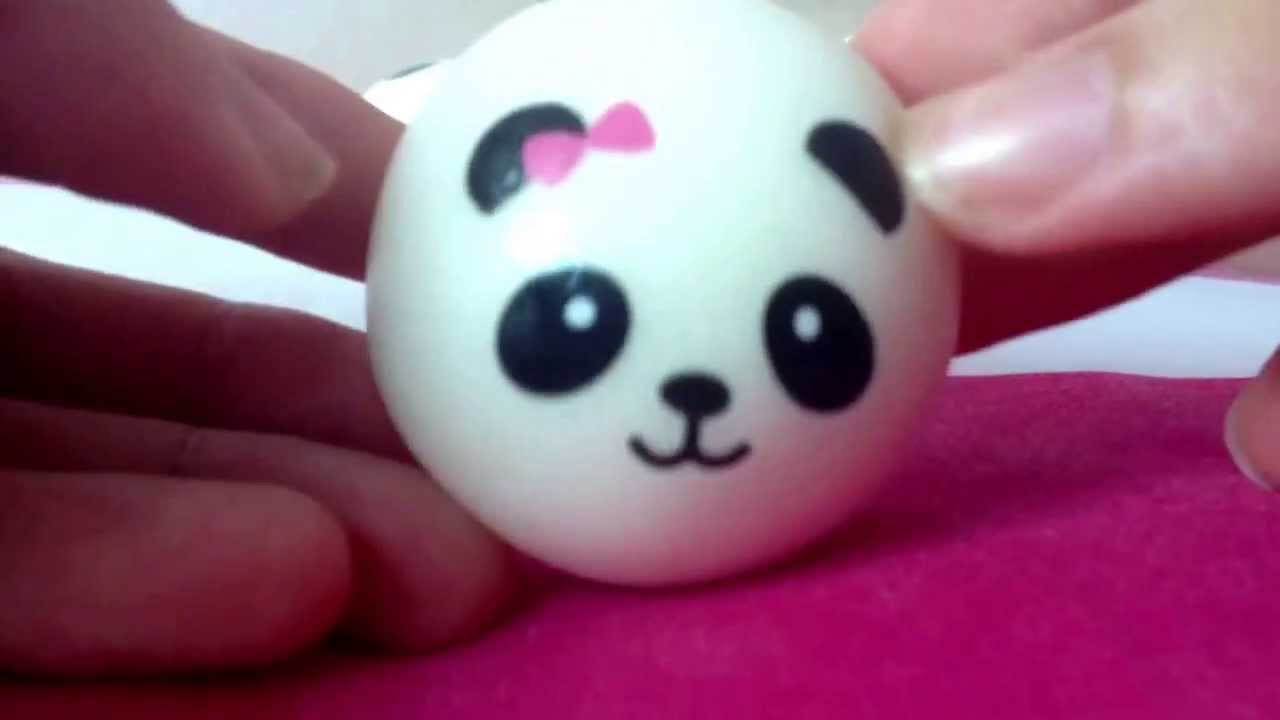 Squishy Bun Diy : How To Make A Panda Squishy - The Best Panda Of 2018