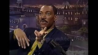 EDDIE MURPHY - HILARIOUS INTERVIEW