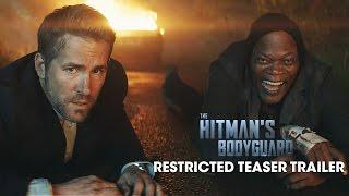 بالفيديو .. ريان رينولدز يحمي عدوه اللدود صامويل جاكسون في كوميديا The Hitman's Body