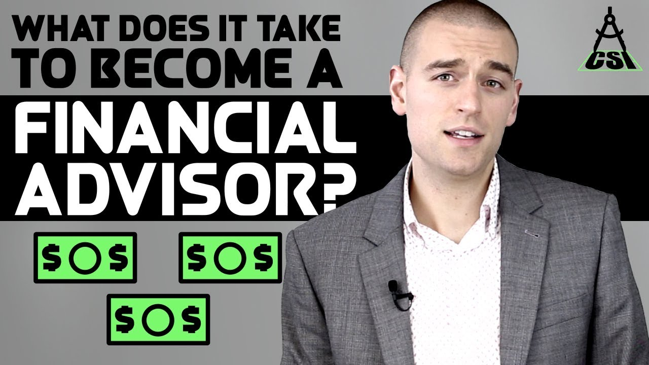 How To Become A Financial Advisor >> What Does It Take To Become A Financial Advisor Common Sense Investing With Ben Felix