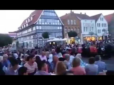 Stadthagen Deutschland Fastenbrechen 1700...