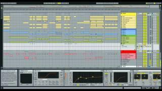 DAWHITS - Ableton Live Templates - LMFAO - Party Rock Anthem (Remake)