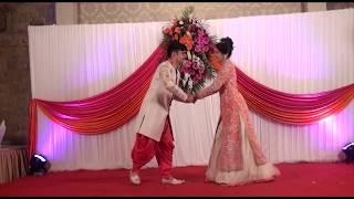 Dhiraj & Shirin's Sangeet - Bride and groom's couple dance