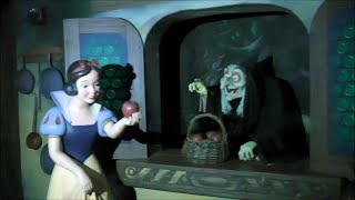 Snow White's Scary Adventures, Magic Kingdom, Walt Disney World, (HD 1080p) thumbnail