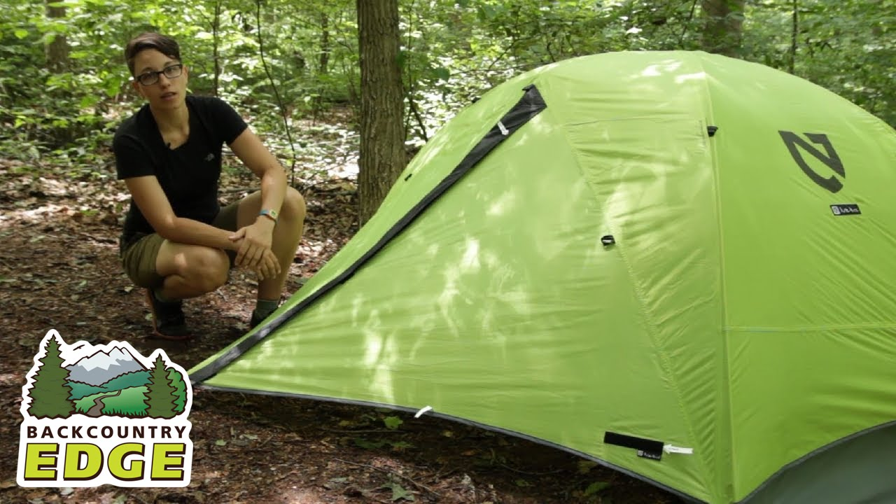 NEMO Galaxi 2P Tent and Footprint  sc 1 st  YouTube & NEMO Galaxi 2P Tent and Footprint - YouTube