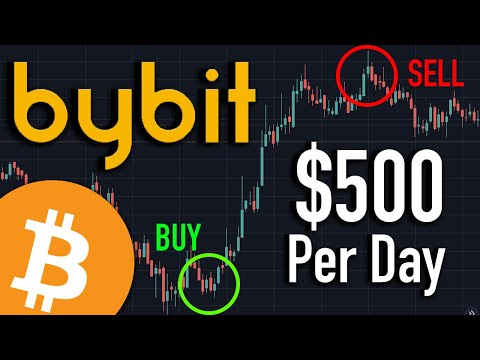 $100 A Day Trading On Bybit - Cryptocurrency Leverage Trading For Beginners