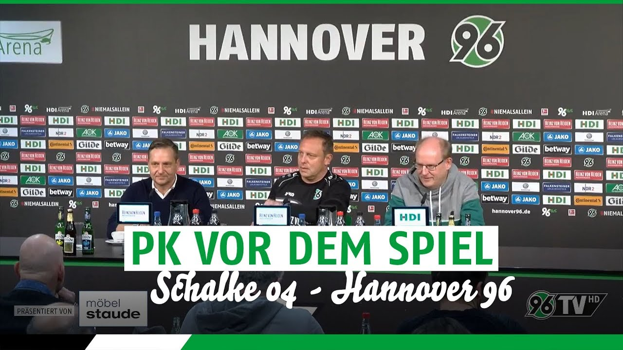 Schalke Hannover Live