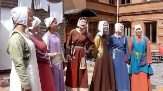 冥土の土産フィンランド・トゥルク祭り歌