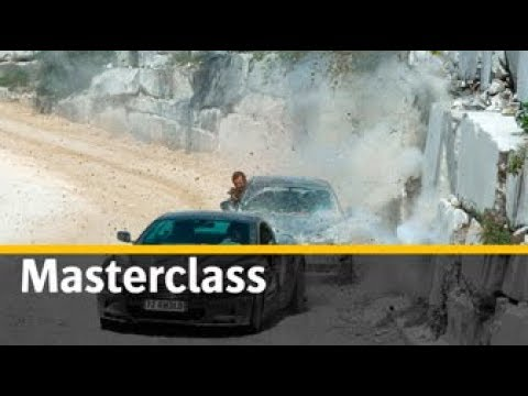 Filming James Bond car chases || Masterclass - Phil Meheux