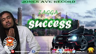 Zagga - Success [Audio Visualizer]