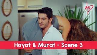 Pyaar Lafzon Mein Kahan Best Scenes 3 | Hayat & Murat