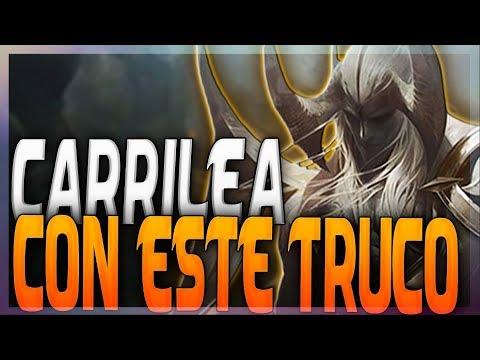 CON ESTE TRUCO PUEDES CARRILEAR TUS PARTIDAS! | Aatrox Top s9 | LEAGUE OF LEGENDS | Exelion lol