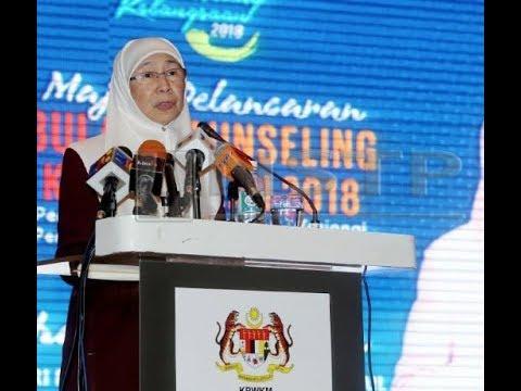 Itu 'fake news'   Wan Azizah