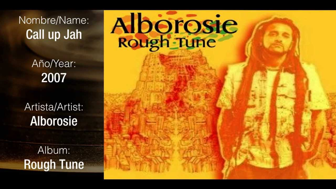 Alborosie - Call Up Jah - YouTube