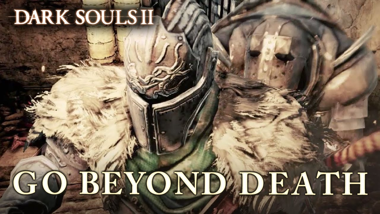 Dark Souls 2 Beta Prepare To Preview: Go Beyond Death (E3 2013