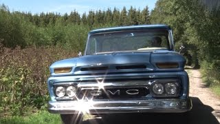 '66 GMC PickUp V8  350 cui