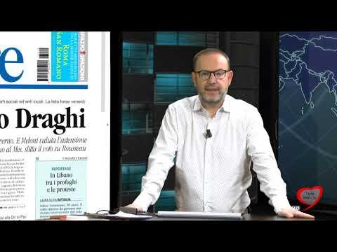 I giornali in edicola - la rassegna stampa 10/02/2021